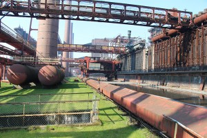 UNESCO Weltkulturerbe: die Kokerei der Zeche Zollverein