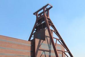 Zeche Zollverein: Kohle wird hier heute nicht mehr gefördert.