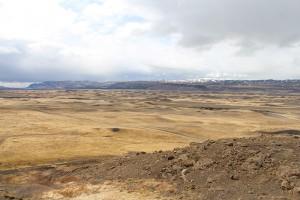 Das Fossa-Tal fasziniert mit Asche- und Bimshügeln