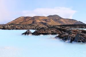 """Die """"Blaue Lagune"""" nahe Keflavik"""