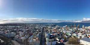 Reykjavik Panoramablick