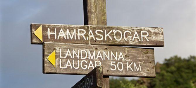 Island-Blog: der Wanderweg Laugavegurinn
