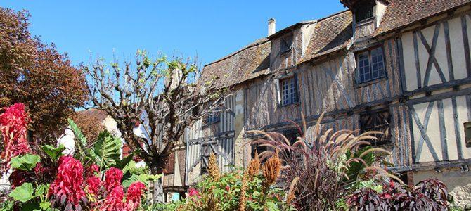 Bergerac an der Dordogne im Perigord