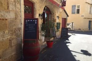 Das Restaurant Euskadi