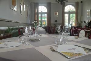 Stilvoll: das Restaurant des 1922 gegründeten La Mère Germaine