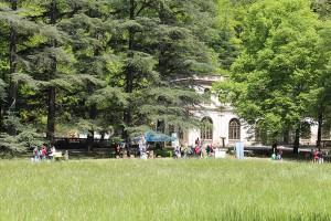 """Das """"Fete de la Nature"""" findet jedes Jahr Ende Mai statt"""