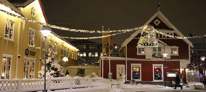 Island-Blog: Reykjavik im Advent