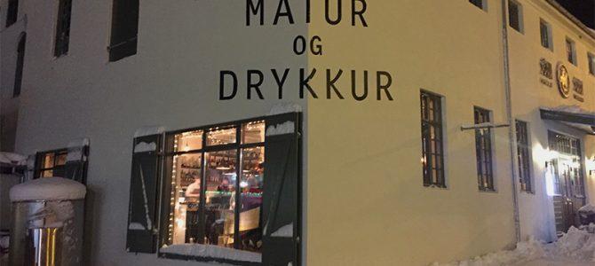 Gastrotipp: Slow Food Cooking auf Island im Matur og Drykkur