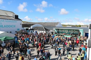Bruichladdich Distillery Open Day 2016