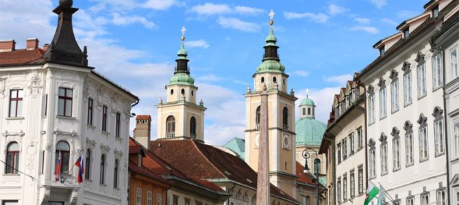 Ljubljana – die Grüne Hauptstadt Europas 2016