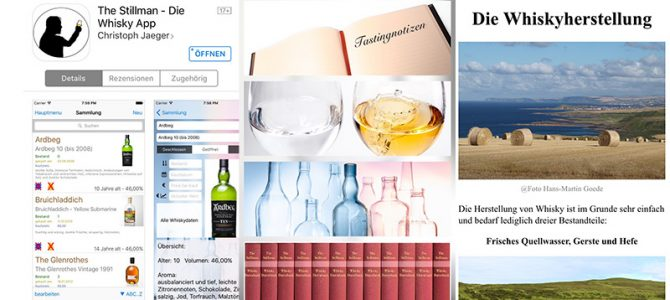 The Stillman – Die Whisky App
