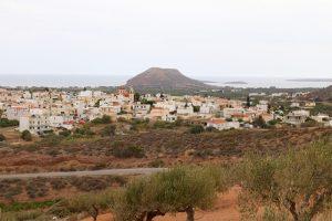 Palekastro im Osten von Kreta