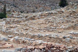 Einst ein prächtiger Minoischer Palast, eine eine vielbeachtete Ausgrabungsstätte: Kato Zakros.