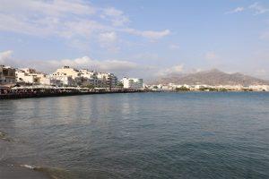 Ierapetra ist die größte Stadt im Süden von Kreta