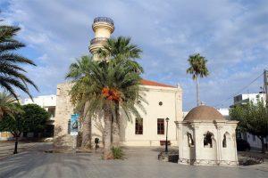 die historische Moschee im Herzen von Ierapetra
