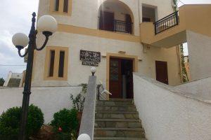 Die Flamingo-Apartements im Osten Kretas