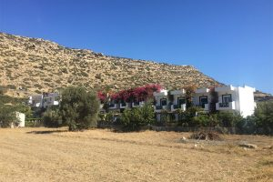 "Das familiengeführte Hotel ARMONIA in Matala an der ""Old Road"""