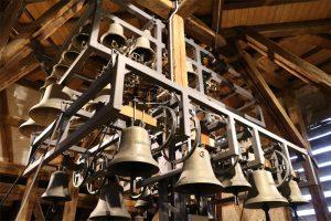 Das Carillon im Glockenmusem Herrenberg