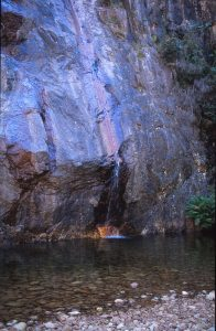 "Im Canyon ""Cole de la Restonica"" auf Korsika, © Foto: Hans-Martin Goede"