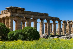 """Das """"Valle Dei Templi"""", zu Deutsch """"Tal der Tempel"""", liegt im Süden von Sizilien. Foto: Gimsan, Fotolia"""