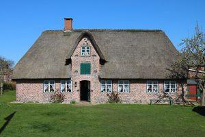 Das Öömrang Hus ist ein kleines Museum und gibt Einblicke in das Leben der Friesen im 18./19. Jahrhundert