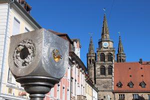 Ansbach ist die Regierungshauptstadt von Mittelfranken