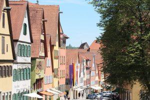 historische Innenstadt von Dinkelsbühl