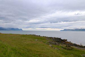 Blick auf den Isafjadardjup - dem größten und längsten Fjord der Westfjords