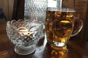 El Grillo Lager - süffig! Alkohol auf Island ist teuer, das ist das Oktoberfestbier preiswert dagegen ;)