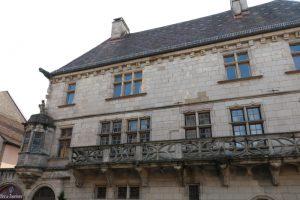 das Haus des Kardinals in Luxeuil