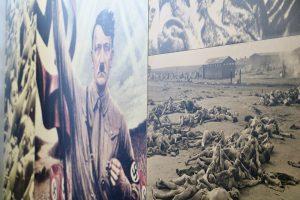 """das Dokumentationszentrum Obersalzberg - eine gut aufbereitete Ausstellung über die """"Alpenfestung"""" der Nazis"""