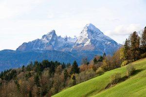 """Der """"Berg der Berge"""" im Berchtesgadener Land: Der Watzmann"""