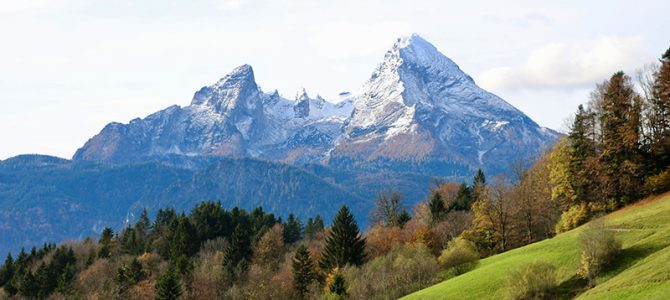 Berchtesgaden – Alpinismus contra Massentourismus