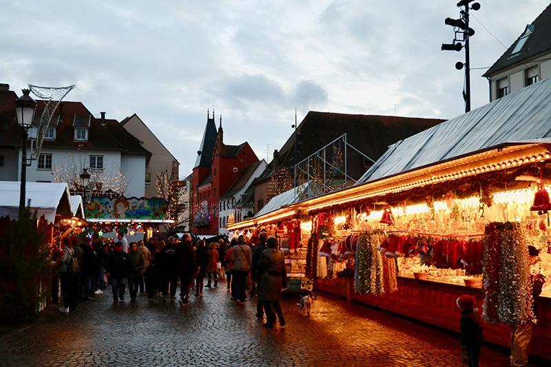 Weihnachtsmarkt Hagenau