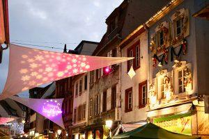 Weihnachtsmarkt in Haguenau