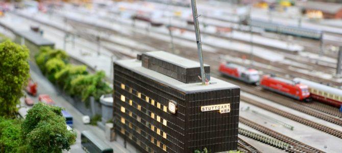 Stellwerk S: Stuttgarts Miniaturwunderland steht in Herrenberg