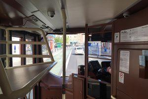 mit den Edinburgh CityBusTours kommt man locker und schnell von Station zu Station