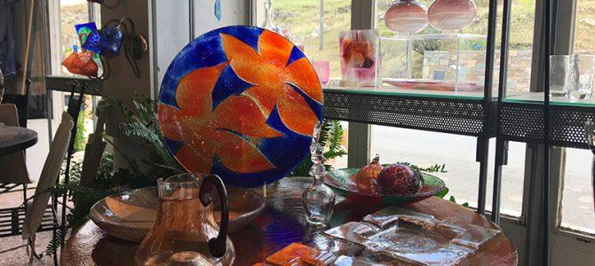 TARRHA GLASS – die Glasbläserei von Anogia