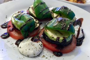 gegrilltes Gemüse a la SCALA