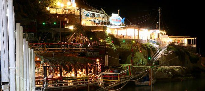 Gastrotipp: Fisch Restaurant Scala in Matala (Kreta)