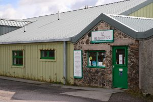 das Hebridean Smokehouse auf North-Uist ist preisgekrönt
