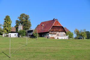 """Der """"Altevogtshof"""" am Bäschenbühl"""