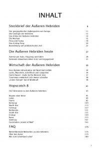 """Inhaltsverzeichnis """"Hoptscotch 8"""""""