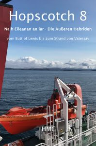 """Cover des Buch """"Hopscotch 8"""""""