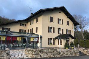 das Hotel Restaurant Les Grottes