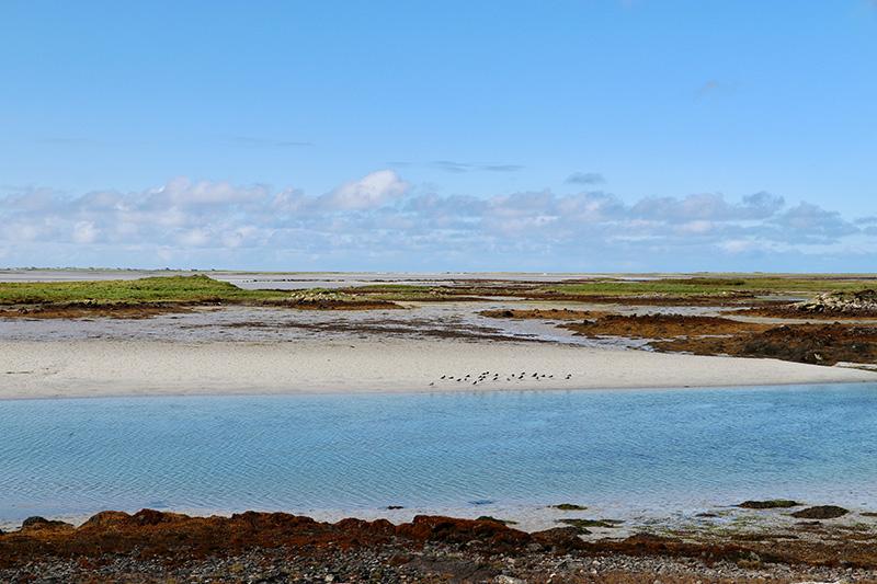 unerbittlich bretteben: die Insel Benbecula
