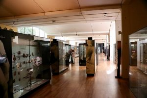 """im Nationalmuseum """"PRÈHISTOIRE"""" von Les Eyzies"""