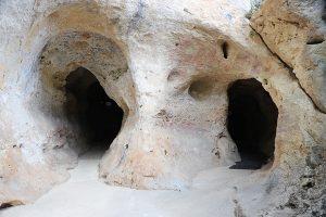 Eingangsbereich der Höhle Font-de-Gaume