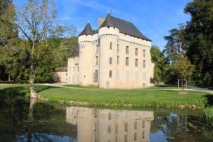 """Malerisches """"Märchenschloss"""": das Chateau Campagne am Unterlauf der Vezere"""