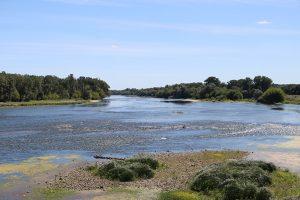 Die Loire vor Briare